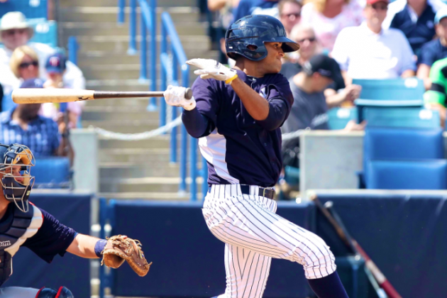New York Yankees Prospect Mason Williams Arrested for Misdemeanor DUI Charge