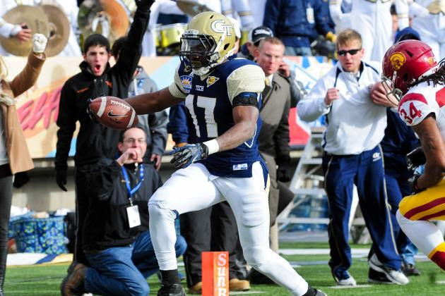 Orwin Smith Among Georgia Tech Players Hoping to Be Drafted