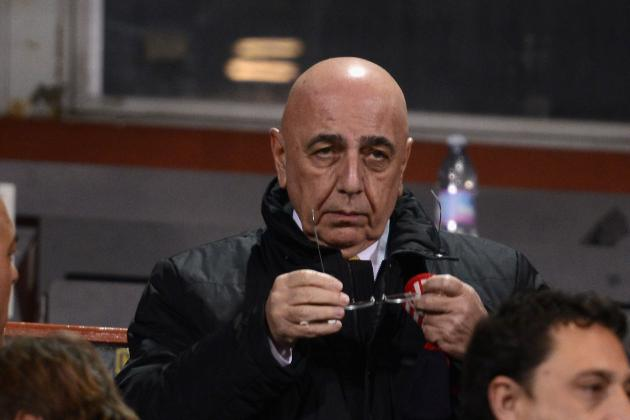 Galliani Urges Serie A Challenge