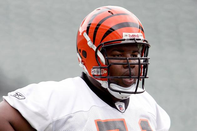 No Deal Imminent for Bengals, Andre Smith