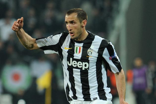 Chiellini: Bayern & Dortmund Are Martians!
