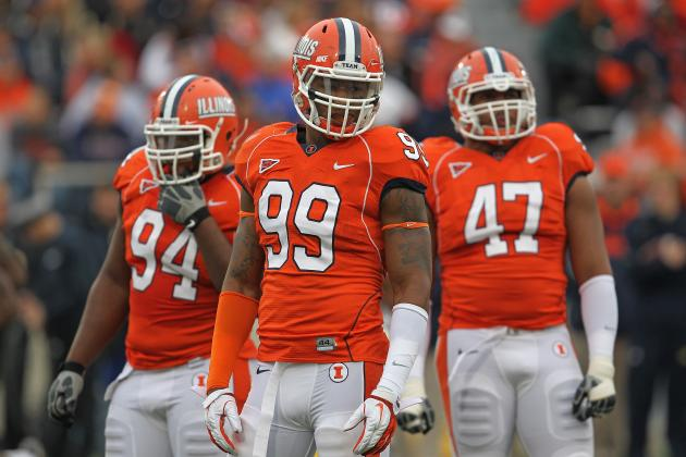 Michael Buchanan Scouting Report: NFL Outlook for Illinois DE