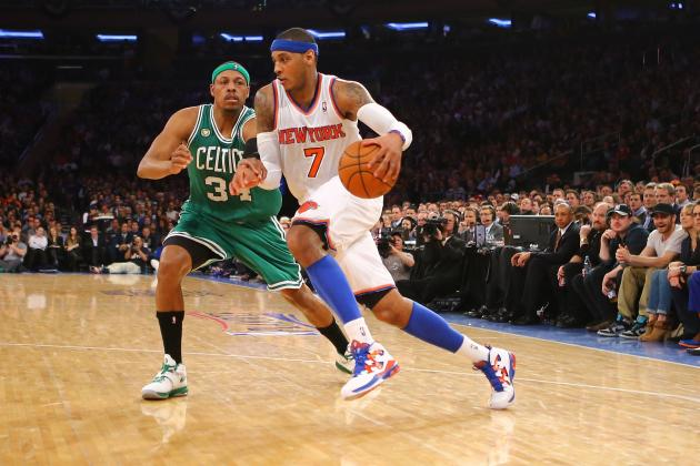 Carmelo Anthony or LeBron James: Who Is More Deserving of the MVP Award?