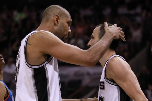 Ginobili Implies Tim Duncan Should Have Won DPOTY
