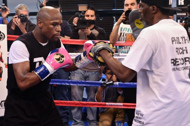 Floyd Mayweather Fight Start Time: Essential Info for 2013's Biggest Fight