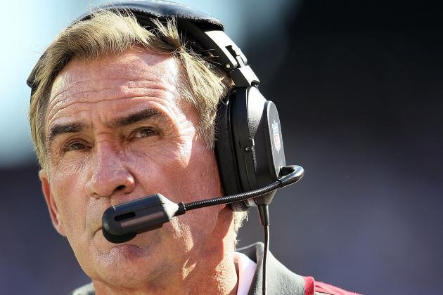 Mike Shanahan: Redskins Not Taking Character Risks