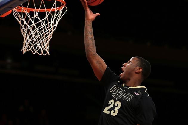 Purdue Coach Has High Hopes for Seldom-Used Freshman Next Season