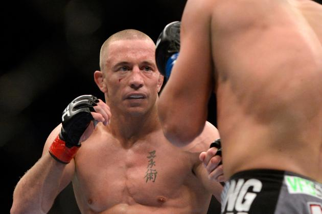 Dana White: If GSP Doesn't Want Silva, Johny Hendricks Is 'Next and Soon'