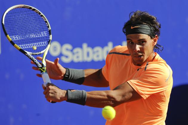 Barcelona Open 2013: Rafael Nadal vs. Benoit Paire Pushed to Friday Due to Rain
