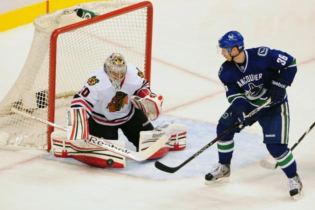 Ducks and Canucks Tune Up for Playoffs
