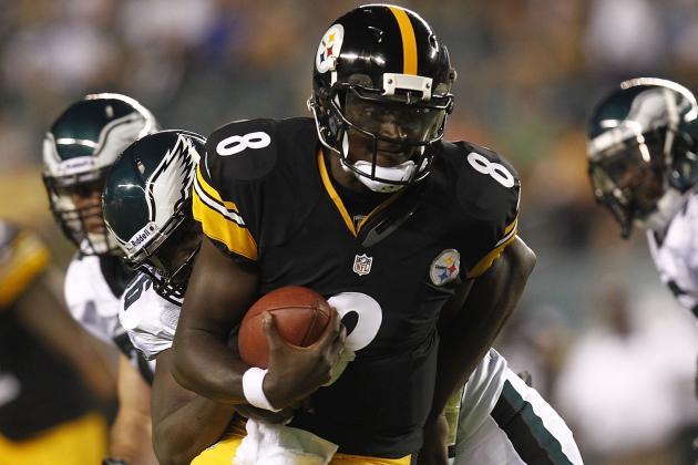 Former Steelers QB Jerrod Johnson Signed By Seattle Seahawks