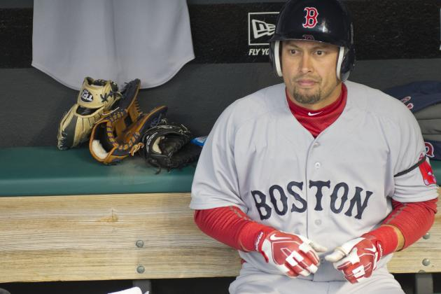 Victorino out Today vs. Astros