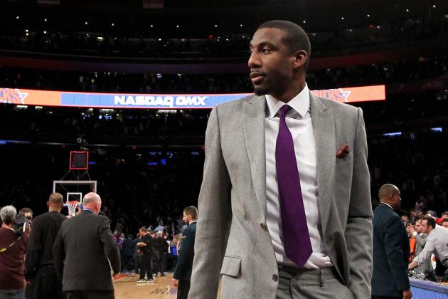 Amar'e Stoudemire's Return Will Only Help New York Knicks' Title Campaign