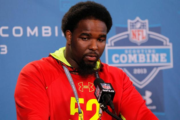 DT Sylvester Williams Route to the NFL Has Been Long, but 'a Blessing'