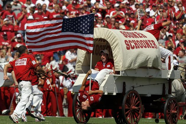 Never Say Never, Sure, but Oklahoma Will Never Leave the Big 12 for Big Ten