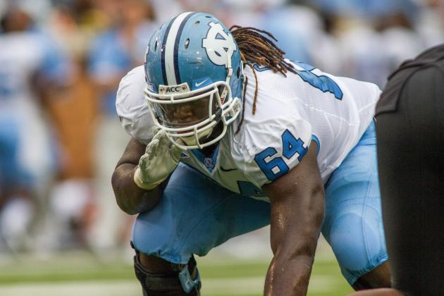 The Unlikely Rise of UNC's Jonathan Cooper