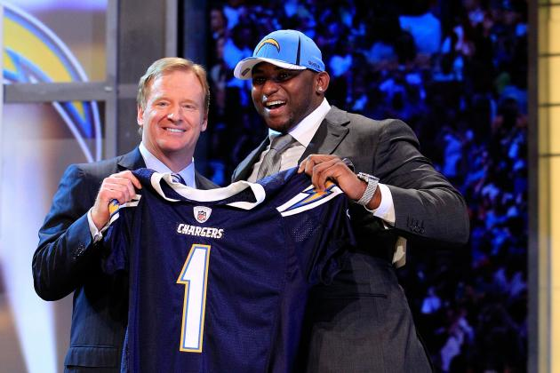 San Diego Chargers Must Avoid These 2 Mistakes in the NFL Draft