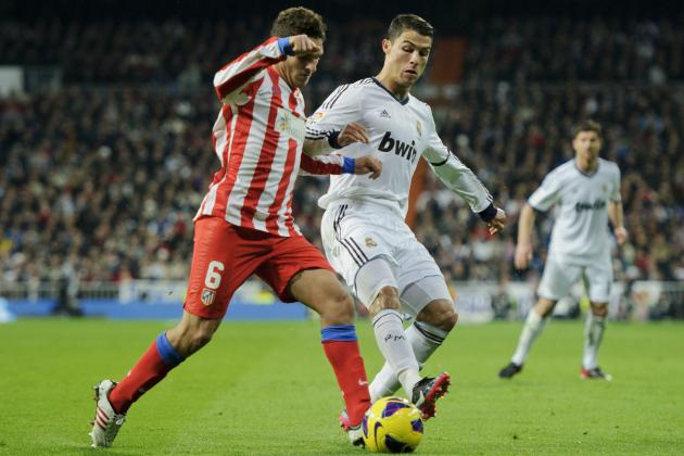Atletico Madrid vs. Real Madrid: Date, Time, TV Info and Preview