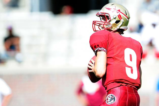 Why Ex Florida State QB Clint Trickett Should Not Transfer to Auburn