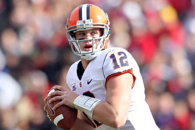 Ryan Nassib's Connection to Doug Marrone Makes Him Ideal Choice for Bills