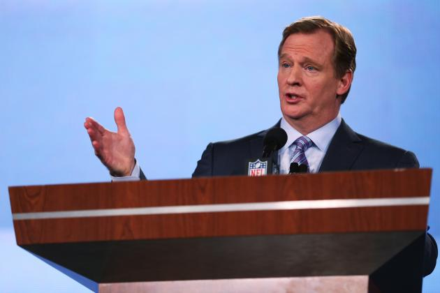 NFL Draft 2013 TV Schedule: Teams to Watch During First Round