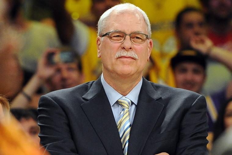 Phil Jackson Had Talks with Teams About Front Office Job