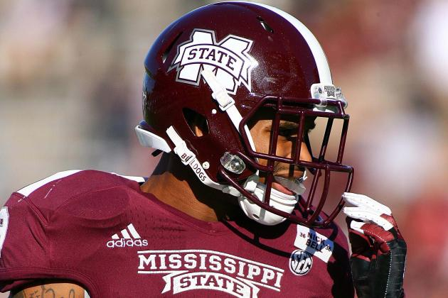 Mississippi State's Banks, Slay Among Draft's Best at Corner