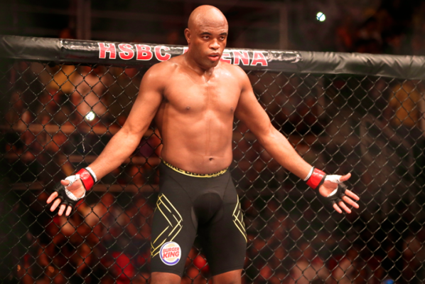 Dana White: 10-Fight Deal with Anderson Silva Is Done