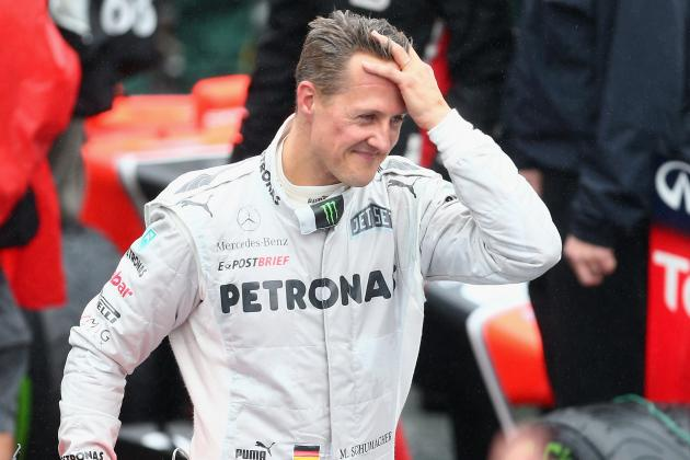 Schumacher to Drive F1® Car Around Historic Nordschleife