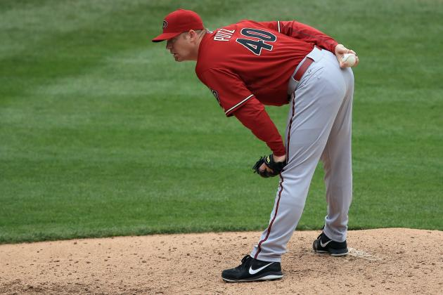 D-Backs Keeping Putz in Closer Role