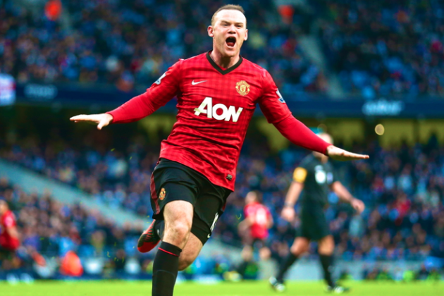 Wayne Rooney the Midfielder vs. Wayne Rooney the Forward
