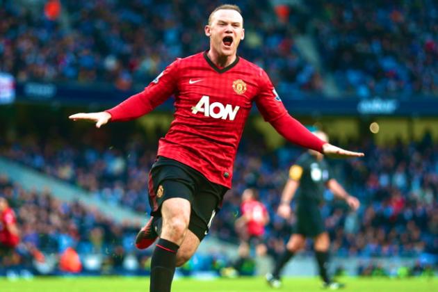 Wayne Rooney the Midfielder vs. Wayne Rooney the Forward