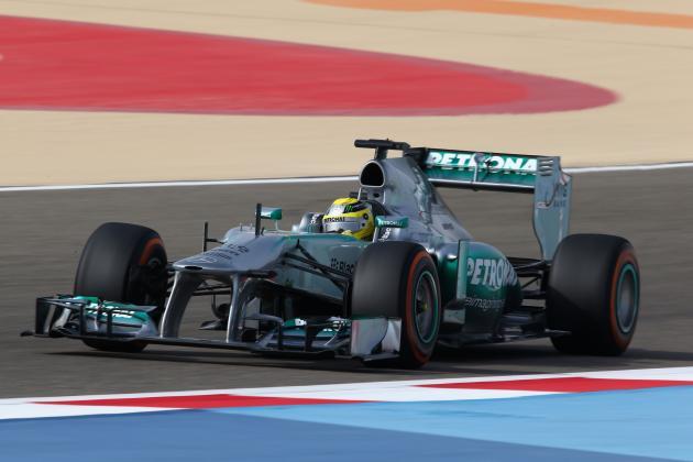Sebastian Vettel Won't Run Away with Title: Lewis Hamilton