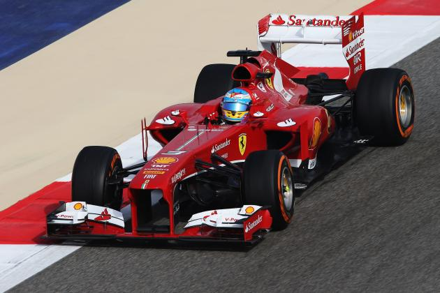 Ferrari Identifies Reason for Fernando Alonso's DRS Fault in Bahrain