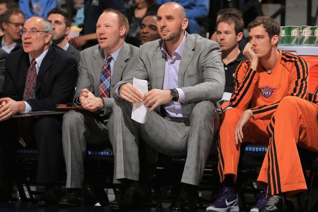 Bucks' Asst. GM Weltman On Suns' Radar