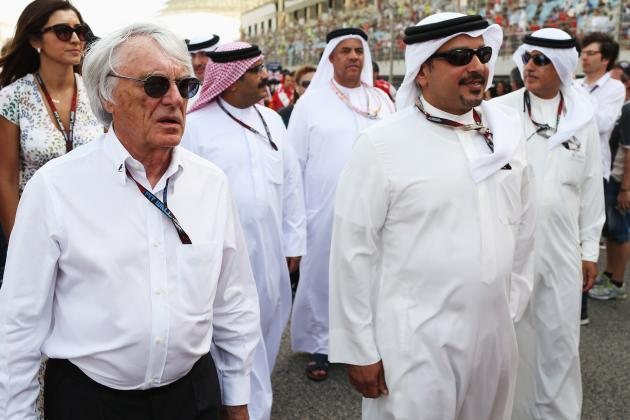 Bahrain Could Get New Five-Year Deal