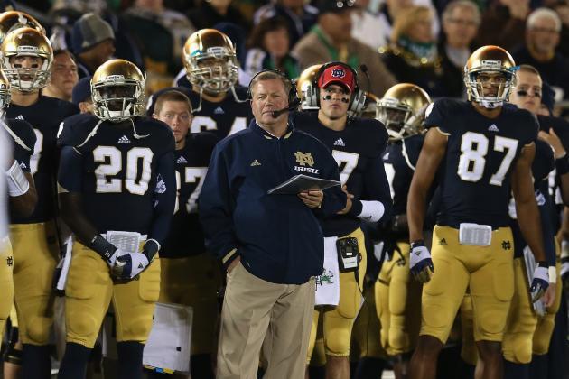Notre Dame Football: Reasonable Goals for Irish's 2013 Season
