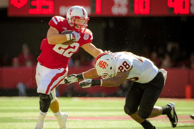 Nebraska Football: Rex Burkhead's NFL Draft Looking Just Like Alfonzo Dennard's