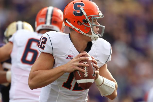 Nassib Will Be 3rd Syracuse Player Ever Drafted as a QB
