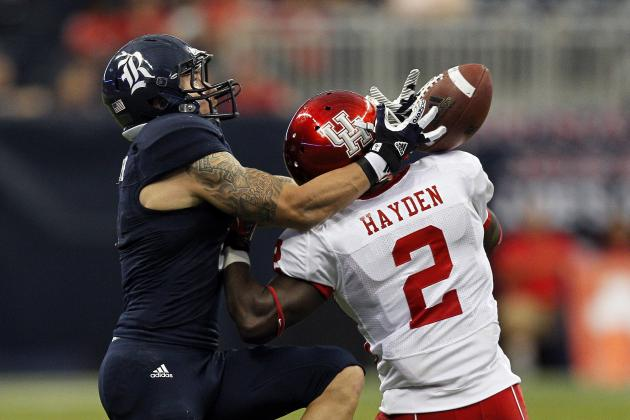 Oakland Raiders Taking DJ Hayden No. 3 Overall Would Be Shock of 2013 NFL Draft