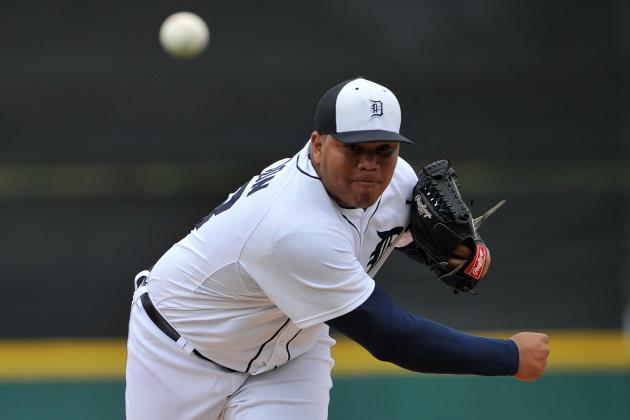Detroit Tigers: Bruce Rondon Disappoints in Major League Debut