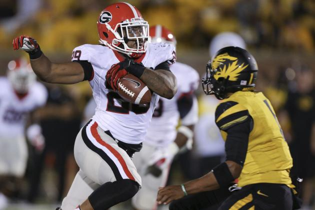 Jarvis Jones: Projecting Best Round 1 NFL Draft Fits for Georgia Bulldogs Star