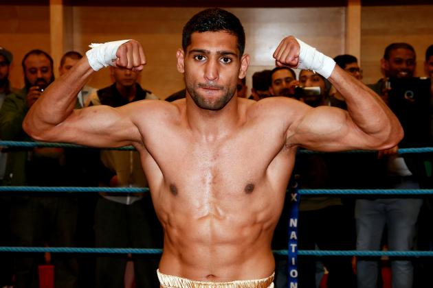 Is Amir Khan a Boxing Superstar in Waiting?