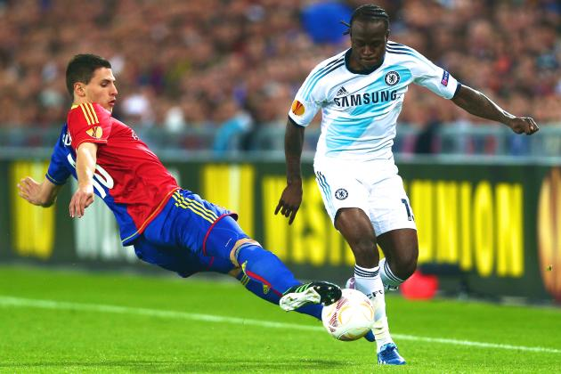 Basel vs. Chelsea: Europa League Semifinal 1st Leg Live Score, Highlights, Recap