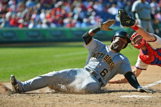 Pirates Surge Past Phillies 6-4 in Series Finale