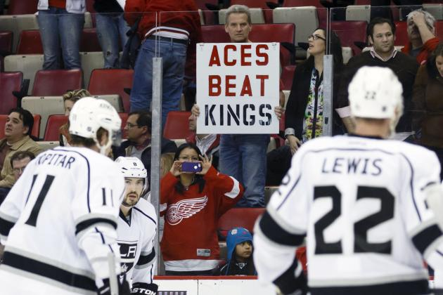 Kings May Squander No. 4 Seed