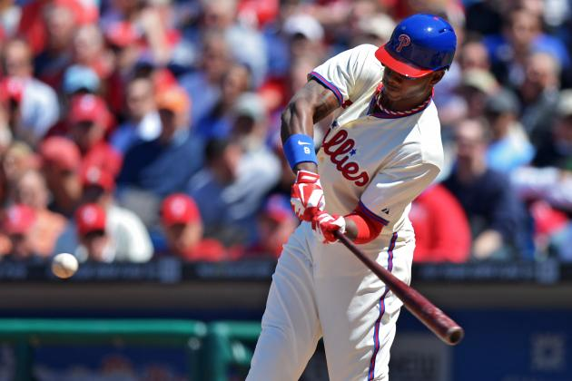 Phillies Fall to Pirates, 6-4, at Citizens Bank Park