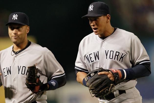 Future Plans for the New York Yankees to Replace Derek Jeter, Alex Rodriguez
