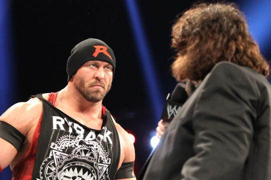 Extreme Rules: How a Clean Loss Would Kill Ryback's Heel Turn