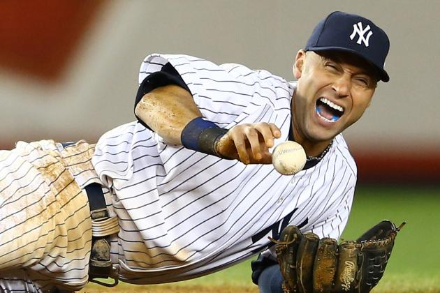 Jeter Hopes to Return to Action Soon